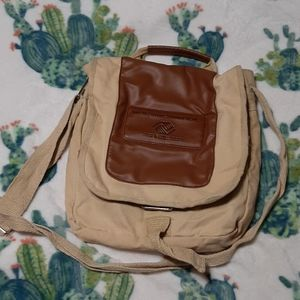 Canvas messager bag